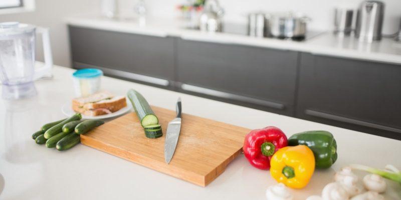 Bra att tänka på vid planering av köksö – upp till två gånger större arbetsyta!