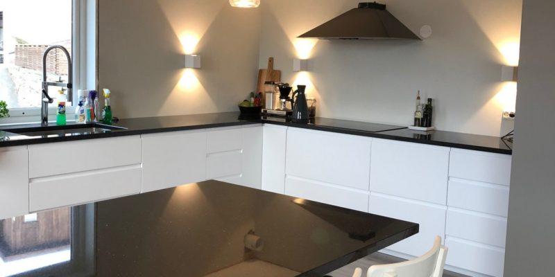 Ideer för ett mindre kök