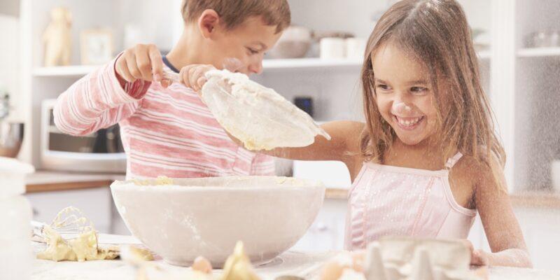 Planering av ett barnvänligt kök